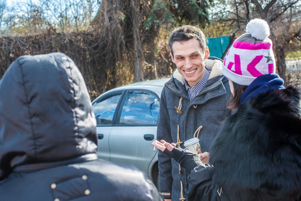 Anton Basenko, Ukraine - Global Fund Beneficiary