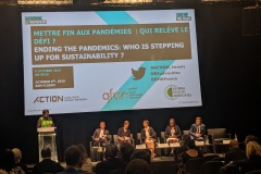 Panel: Who is Stepping up for Sustainability?